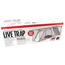 "36"" Double Door Live Trap"