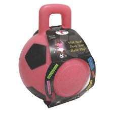 Soccer Ball Horse Toy