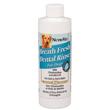 Breath Fresh Dental Rinse for Dogs - (8 Oz)