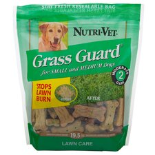 "11"" Grass Guard Wafers Small and Medium Dog Treat"