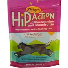 <strong>Zukes</strong> Hip Action Dog Treat