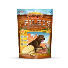 Z-Filet Slice Chicken Dog Treat