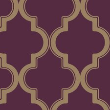 Marrakesh Temporary Harlequin Foiled Wallpaper