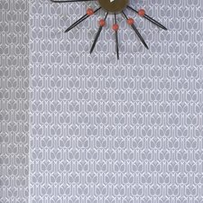 Gio Temporary Wallpaper in Silver