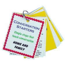 Conversation Starters - Home and Family