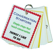 <strong>Natural Learning Concepts</strong> Conversation Starters - Things I Like To Do