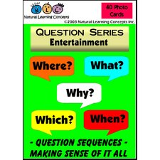 Question Series - Entertainment