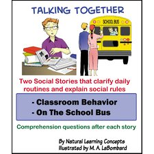 Talking Together Classroom Behavior And On The School Bus