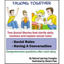 <strong>Natural Learning Concepts</strong> Talking Together Social Rules And Having A Conversation