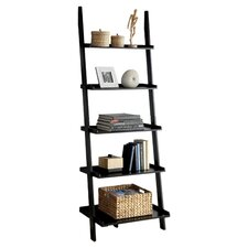 "<strong>Hokku Designs</strong> Quint 74.75"" Ladder Bookcase"