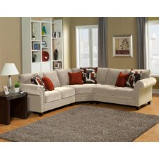 <strong>Hokku Designs</strong> Timburte Sectional