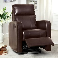 Boquille Bonded Leather Recliner