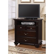 Sienzie 4 Drawer Media Chest