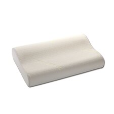 Lotus Curved Memory Foam Pillow