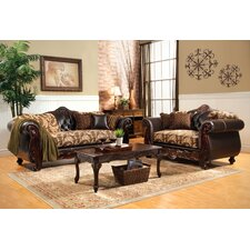 Maximillia Living Room Set
