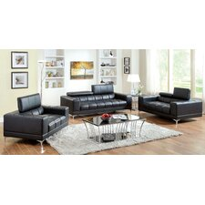 Derrikke Plush Living Room Collection