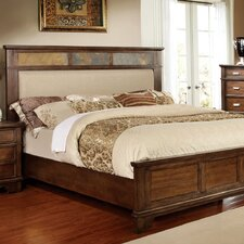 Mortellia Panel Bed