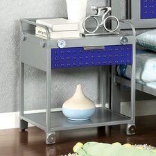Boltor 1 Drawer Nightstand