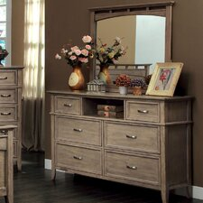 Balboa 6 Drawer Dresser