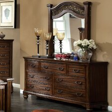 Cheyenne 7 Drawer Dresser