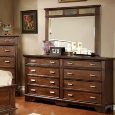 Mortellia 8 Drawer Dresser