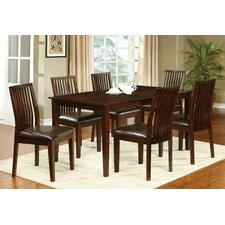 Alliani 7 Piece Dining Set