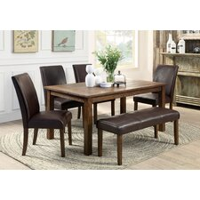 Tacinth 6 Piece Dining Set