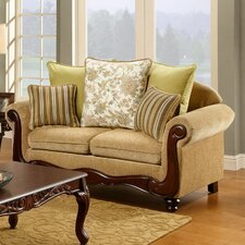 Gevenvie Cotton Loveseat