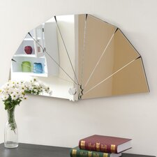 Sora Modern Fan Mirror