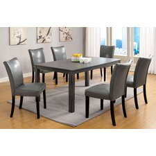 <strong>Hokku Designs</strong> Contemporary 7 Piece Dining Set