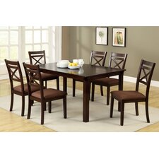 <strong>Hokku Designs</strong> 7 Piece Dining Set