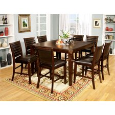 Max 7 Piece Counter Height Dining Set