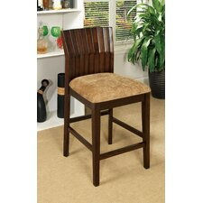 Modest Counter Height Side Chair (Set of 2)