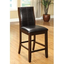 <strong>Hokku Designs</strong> Dark Dutch Counter Height Side Chair (Set of 2)