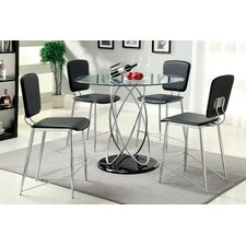5 Piece Counter Height Dining Set
