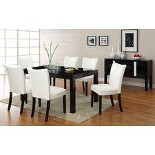 Lax Contemporary  7 Piece Dining Set