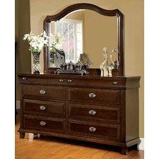 Tolsi 6 Drawer Dresser