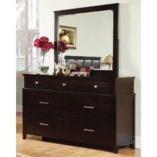 Cadbury 7 Drawer Dresser