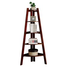 "<strong>Hokku Designs</strong> Kala 63.25"" Ladder Bookcase"