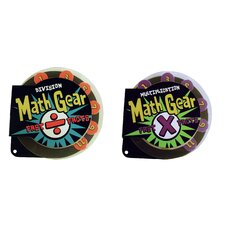 Math Gear Combo Pack: Multiplication / Division