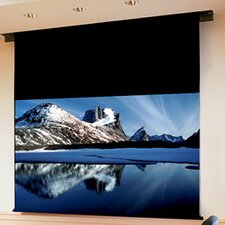 Ambassador Contrast Grey Electric Projection Screen