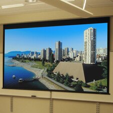Access Series M Argent White Manual Projection Screen