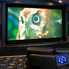 Clarion Clear Sound Nano Perf Fixed Frame Projection Screen