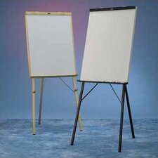 OP Series White Porcelain Writing Surface Easel