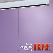 <strong>Draper</strong> 4' Aluminum Operating Pole for Apex
