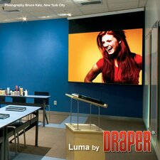 Luma with AutoReturn AV Format Projection Screen