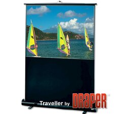 Traveller Pearl White Projection Screen