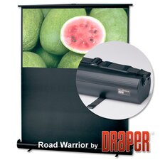 RoadWarrior Argent White Projection Screen