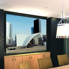 Signature/Series E Projection Screen with Quiet Motor
