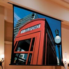 Signature Series V Pure White Electric Projection Screen